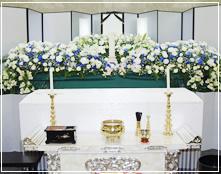 葬儀(100万プラン例)